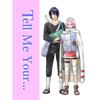 Doujinshi - NARUTO / Sasuke & Sakura (Tell me your..) / 朝ごはん