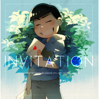 Doujinshi - Illustration book - Osomatsu-san / Karamatsu (INVITATION) / STAN