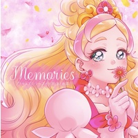 Doujinshi - Illustration book - Hug tto! Precure (Memories) / unxxxhm