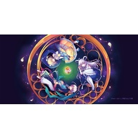 Card Game Playmat - FLOWER KNIGHT GIRL / Tree of a Thousand Stars