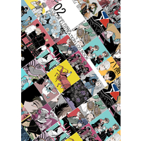 Doujinshi - Illustration book - Persona3 (COLOR ILLUSTRATION LOG BOOK 02) / syakkuri