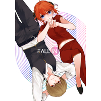 Doujinshi - Gintama / Okita Sougo x Kagura (FALL IN) / Super Strange Sweets