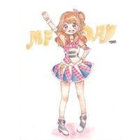 Doujinshi - Illustration book - Aikatsu! (芸カ20 新刊 【MFDAY2】武道館イラスト本) / misoy!
