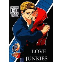 [Boys Love (Yaoi) : R18] Doujinshi - Spiderman / Deadpool (LOVE JUNKIES) / スイソスイ