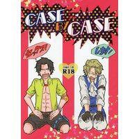 [Boys Love (Yaoi) : R18] Doujinshi - ONE PIECE / Sabo  x Ace (CASE BY CASE) / ポップスコッチ