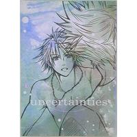 Doujinshi - Dissidia Final Fantasy / Cloud & Tidus (uncertainties) / JT-R