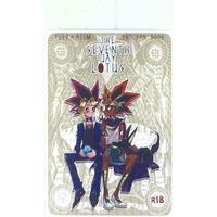 [Boys Love (Yaoi) : R18] Doujinshi - Yu-Gi-Oh! / Muto Yugi x Yami Yugi (THE SEVENTH DAY LOTUS) / nekoman