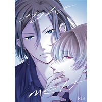 [Boys Love (Yaoi) : R18] Doujinshi - Novel - A3! / Settsu Banri x Chigasaki Itaru (tight-melt) / 44typeR