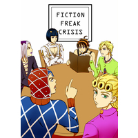 Doujinshi - Jojo Part 5: Vento Aureo / All Characters & La Squadra di Esecuzione & Team Buccellati (FICTION FREAK CRISIS) / waterfront