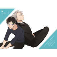 Doujinshi - Illustration book - Yuri!!! on Ice / Yuuri & Victor (record:1) / Plankton
