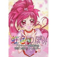 Doujinshi - Anthology - HeartCatch PreCure! / Hanasaki Tsubomi (虹色のつぼみ) / プリキュア祭準備会