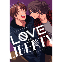 Doujinshi - Hetalia / France x America (LOVE and LIBERTY) / Hobby Hobby