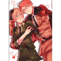 Doujinshi - Hetalia / America x United Kingdom (Drown in Heart) / Oops!