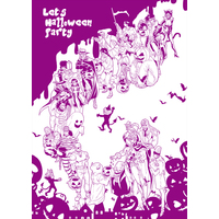 Doujinshi - Jojo no Kimyou na Bouken (Let's harrween party!) / Omomuki High Jump