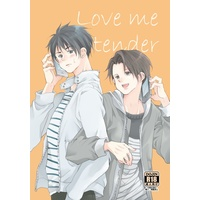 [Boys Love (Yaoi) : R18] Doujinshi - Joker Game / Sakuma x Miyoshi (Love me tender) / またたび屋