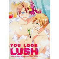 Doujinshi - Hetalia / America x United Kingdom (YOU LOOK LUSH) / Hobby Hobby