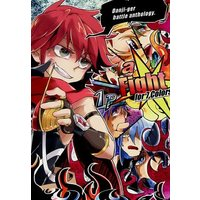 Doujinshi - Manga&Novel - Anthology - Kyushu Sentai Danjija (a fight for 7 colors) / O.D.P.C
