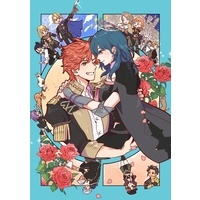 Doujinshi - Fire Emblem: Three Houses / Sylvain x Byleth (Female) (君の瞳に恋してない) / FLAG STAR
