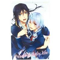 Doujinshi - K (K Project) / Kuro x Shiro (Peaceful daily life) / DC/zai