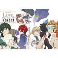 Doujinshi - Novel - My Hero Academia (Love from HEROES) / 二川 いっこ