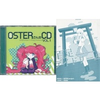 Doujin Music - OSTERさんのCD VOL.1[冊子付] / OSTER project / OSTER project