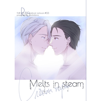 [Boys Love (Yaoi) : R18] Doujinshi - Yuri!!! on Ice / Victor x Katsuki Yuuri (Melts in steam) / おとしだま
