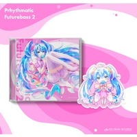 Doujin Music - Prhythmatic Futurebass 2 アクキーセット / On Prism Records