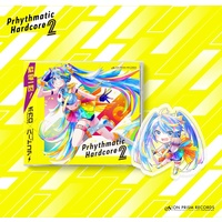 Doujin Music - Prhythmatic Hardcore 2 アクキーセット / On Prism Records