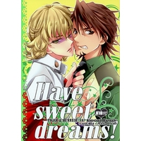 [Boys Love (Yaoi) : R18] Doujinshi - TIGER & BUNNY / Kotetsu x Barnaby (Have sweet dreams!) / CLASSIC MILK+PEACE and ALIEN