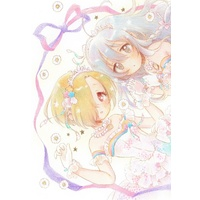 Doujinshi - Illustration book - IM@S: Cinderella Girls / Morikubo Nono & Shouko & Koume Shirasaka (Enchanted) / mocamile
