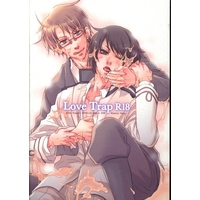[Boys Love (Yaoi) : R18] Doujinshi - Hetalia / America x Japan (Love Trap) / not only but also
