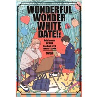 Doujinshi - Hetalia / France x Japan (WONDERFUL WONDER WHITE DATE!!) / 167bit