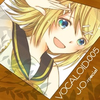 Doujin Music - CDアルバム『VOCALOID-005』 / VOX 【J.O.special】