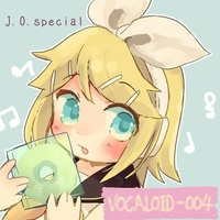 Doujin Music - CDアルバム『VOCALOID-004』 / VOX 【J.O.special】