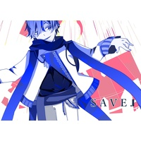 Doujinshi - Illustration book - VOCALOID / KAITO (Kコネ新刊「SAVE」) / Empty+