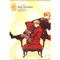 [Boys Love (Yaoi) : R18] Doujinshi - Hetalia / America x United Kingdom (Suite November) / 13tips