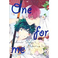 Doujinshi - My Hero Academia / Todoroki Shouto x Midoriya Izuku (One for me 2) / 16hours