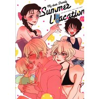 [Boys Love (Yaoi) : R18] Doujinshi - Meitantei Conan / Akai x Amuro (My dear family Summer Vacation) / ねこまんま