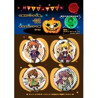 Badge - Magical Girl Lyrical Nanoha / Nanoha & Fate & Hayate