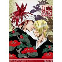 [Boys Love (Yaoi) : R18] Doujinshi - Manga&Novel - Anthology - Bleach / Abarai Renji x Kira Izuru (椿 TSUBAKI) / AFROG