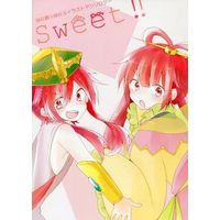 Doujinshi - Illustration book - Anthology - Magi / Kouha Ren x Kougyoku Ren (Sweet!!) / カシャル & 栗栖粟 & ユノキ & あみへん