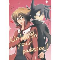 Doujinshi - Yu-Gi-Oh! GX / Judai x Manjoume (Unleash your passion!) / PEACE