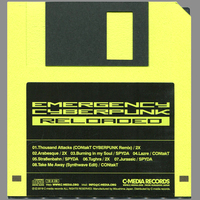 Doujin Music - EMERGENCY CYBERPUNK RELOADED / C-media records / C-media records