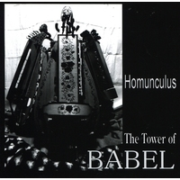 Doujin Music - The Tower of BABEL[初回限定版] / Homunculus / Homunculus