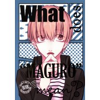[Boys Love (Yaoi) : R18] Doujinshi - What does MAGURO mean? / キラキラ