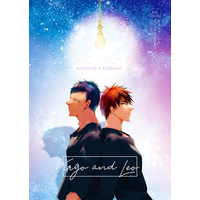 [Boys Love (Yaoi) : R18] Doujinshi - Kuroko's Basketball / Aomine x Kagami (Virgo and Leo) / math