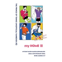 Doujinshi - Prince Of Tennis / Kirihara Akaya x Yanagi Renzi (my HOME Ⅲ) / AQUA LIGHT
