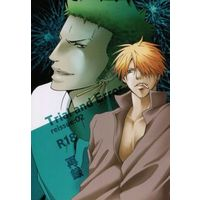 [Boys Love (Yaoi) : R18] Doujinshi - Omnibus - ONE PIECE / Zoro x Sanji (Trial and Error reissue:02) / ANGELIC LIAR