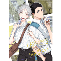 [Boys Love (Yaoi) : R18] Doujinshi - Manga&Novel - Anthology - Haikyuu!! / Sawamura x Sugawara (CAPTAIN'S HOLIDAY!) / からすのハレノヒ実行委員会