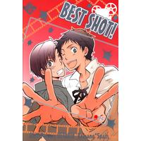 [Boys Love (Yaoi) : R18] Doujinshi - Hetalia / Southern Italy x Spain (「BEST SHOT!」 (Axis Powers ヘタリア/ロヴィーノ×アントーニョ)) / osoba
